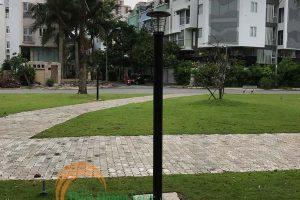 Đèn công viên năng lượng mặt trời TQS-2602-2m