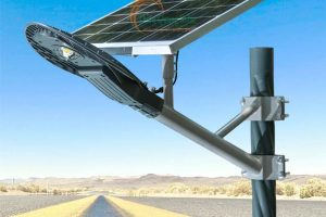 Đèn đường năng lượng mặt trời TQS-T06