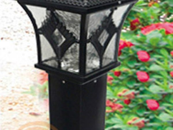 Đèn sân vườn năng lượng mặt trời TQS-4071
