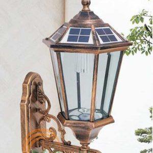 Đèn treo tường năng lượng mặt trời TQS-S617