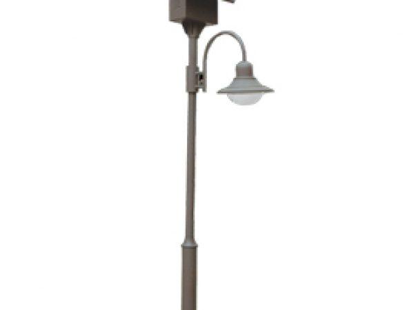 Đèn công viên năng lượng mặt trời TQS-164