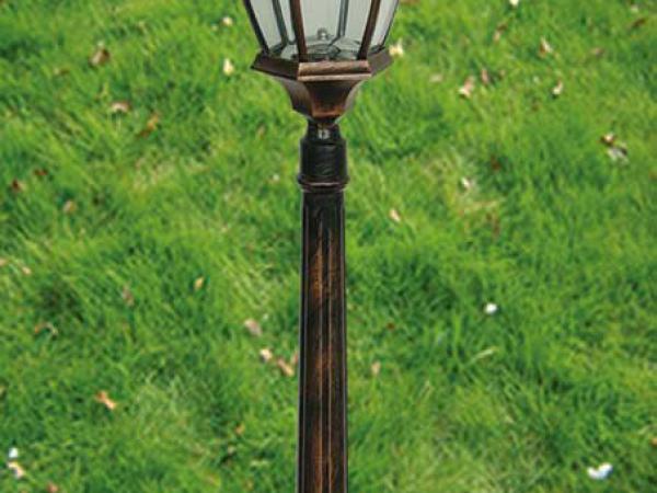 Đèn công viên năng lượng mặt trời TQS-S699