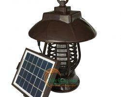 Đèn diệt côn trùng năng lượng mặt trời