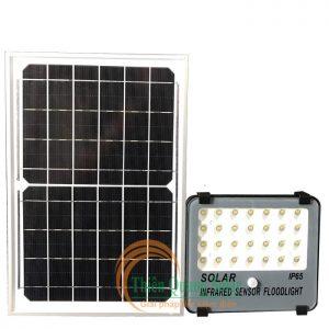 Đèn LED pha năng lượng mặt trời TQS-T30A