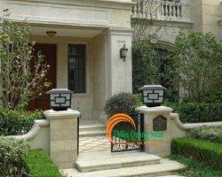 Cách chọn đèn trụ cổng phù hợp với ngôi nhà bạn