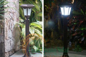 Đèn sân vườn năng lượng mặt trời TQS-038