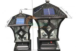 Đèn trụ cổng năng lượng mặt trời TQS-4202