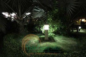 Đèn sân vườn năng lượng mặt trời TQS-4273