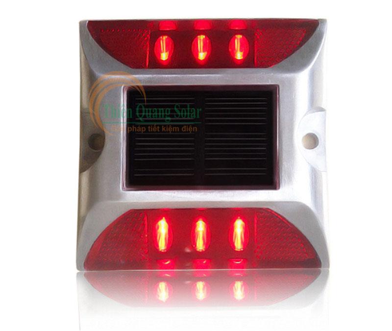 Đèn phân làn đường năng lượng mặt trời TQS-801