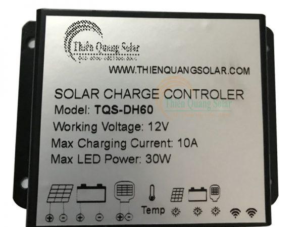 Bộ điều khiển sạc năng lượng mặt trời TQS-DH60