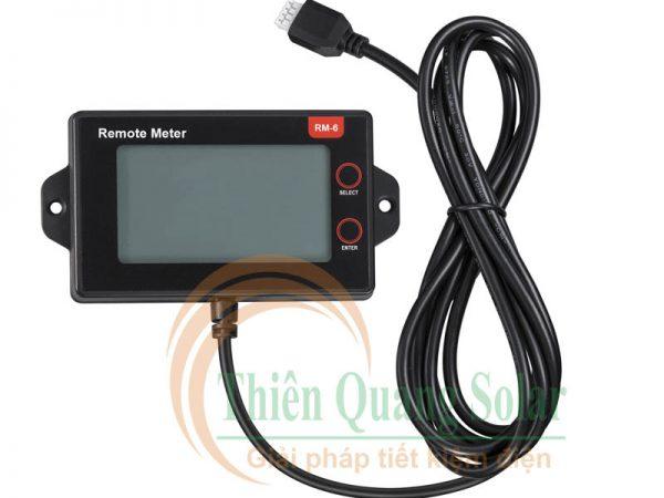 Màn hình LCD cho bộ sạc MPPT SRNE RM-6